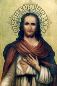 Picture of Jesus the Merciful