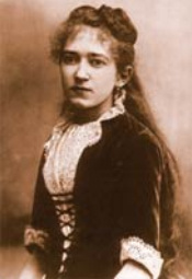Margaret at seventeen years of age